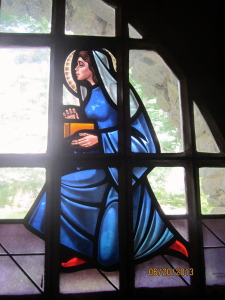 St Mary of the Hills Episcopal Church, Blowing Rock NC