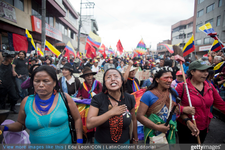 Andean Uprisings; Growing up to World Citizenship